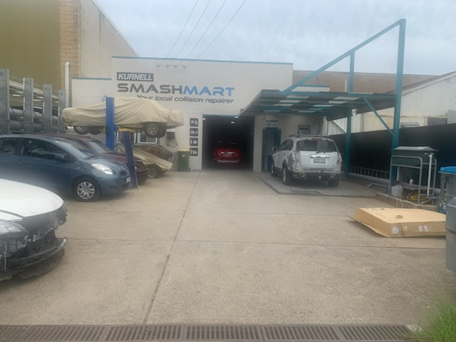 Kurnell Smash Repairs Photos