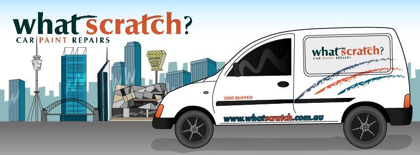 What Scratch? Logo