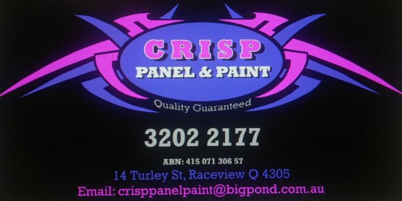 Crisp Paint Restorations Logo