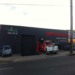 Optimum Smash Repairs