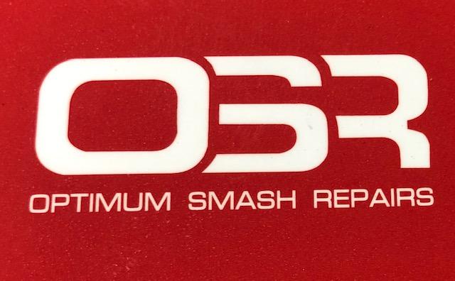 Optimum Smash Repairs Logo