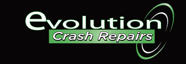 Evolution Crash Repairs Logo