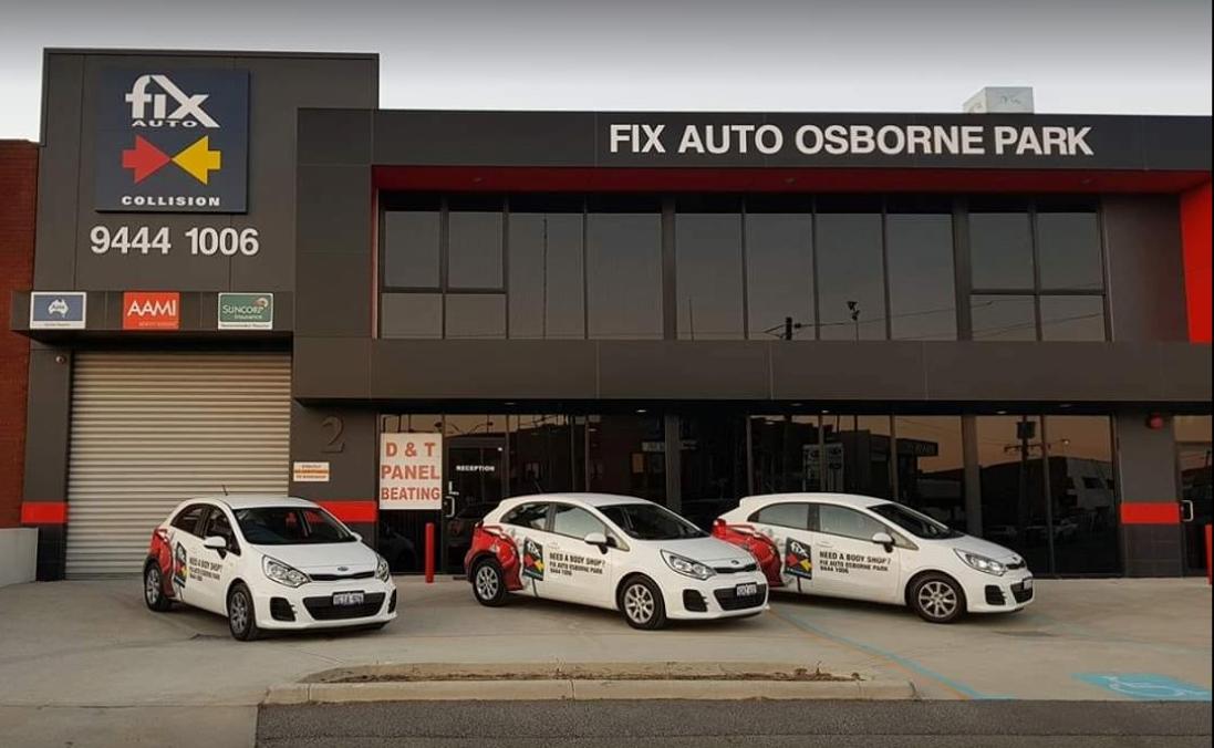 Fix Auto Osborne Park