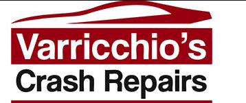 Varricchio's Crash Repairs Logo