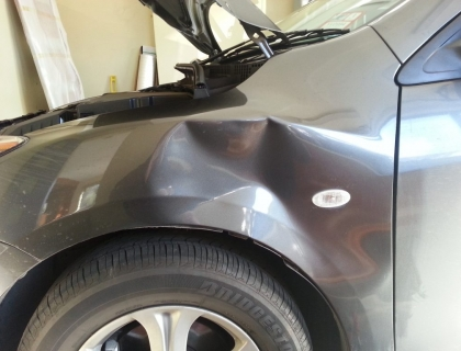 Independents Paintless Dent Repairs Photos