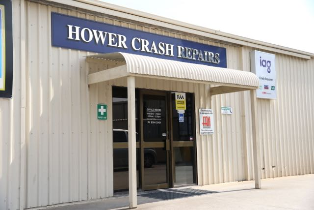 HOWER CRASH REPAIRS Photos