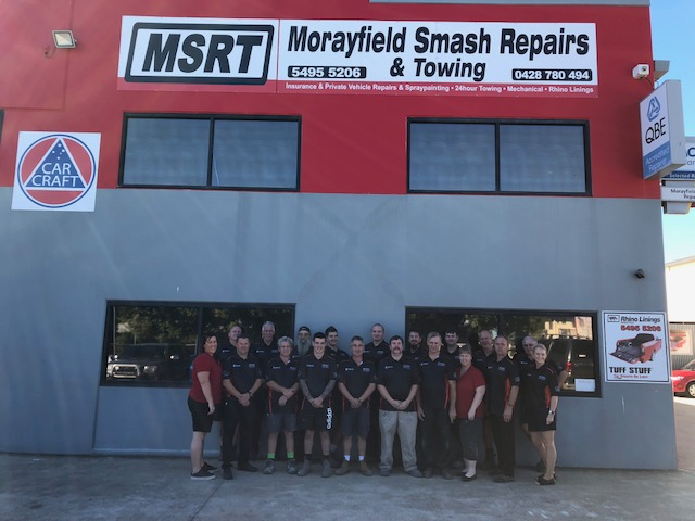 Morayfield Smash Repairs Photos