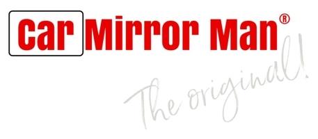Car Mirror Man Logo