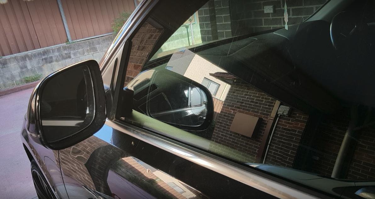 Car Mirror Man Photos
