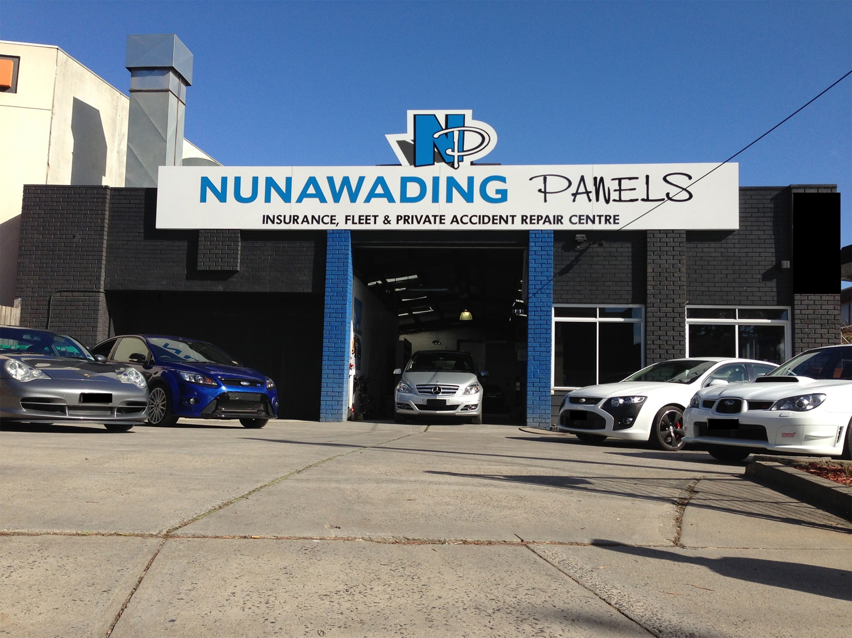 Nunawading Panels  Photos