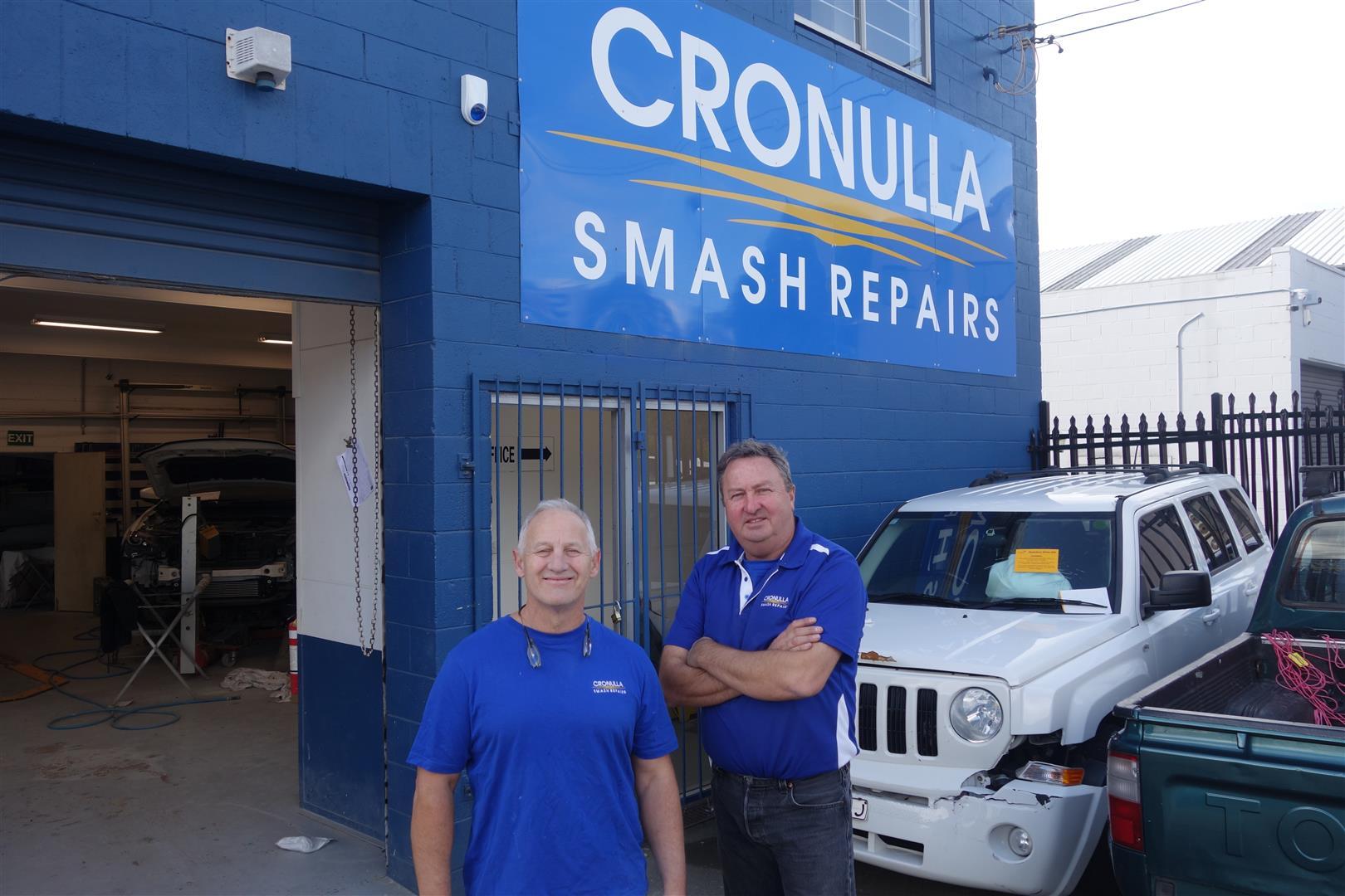 Cronulla Smash Repairs Photos