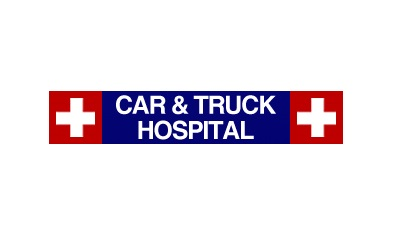 Car and Truck Hospital Logo