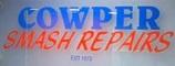Cowper Smash Repairs  Logo