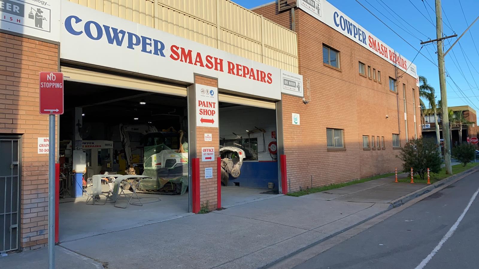 Cowper Smash Repairs  Photos
