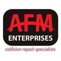 AFM Enterprises Logo