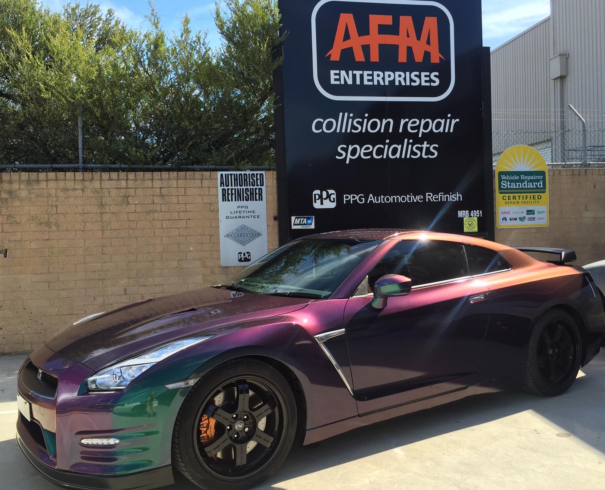 AFM Enterprises Photos