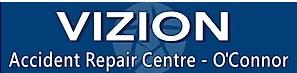 Vizion Accident Repair Centre Logo