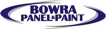 Bowra Panel & Paint Logo