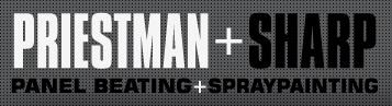 PRIESTMAN & SHARP SMASH REPAIRS Logo