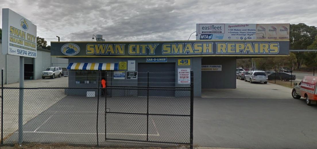 Swan City Smash Repairs Photos