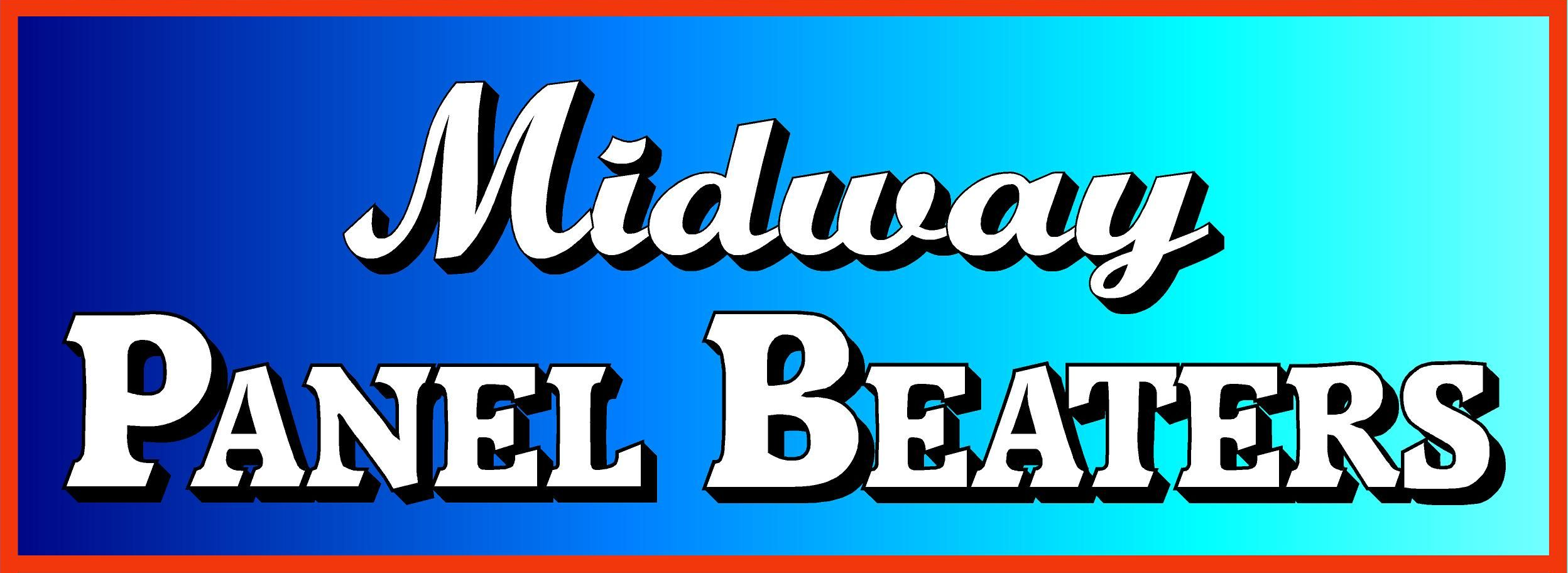 Midway Panel Beaters  Logo