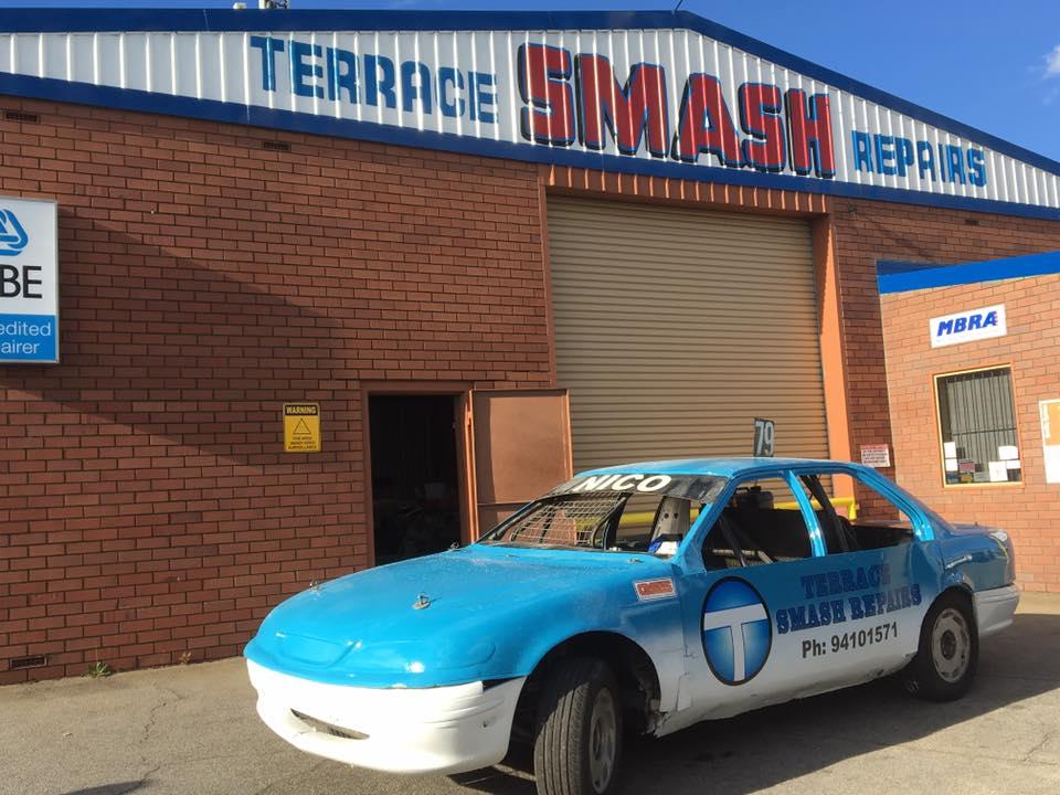 Terrace Smash Repairs Photos