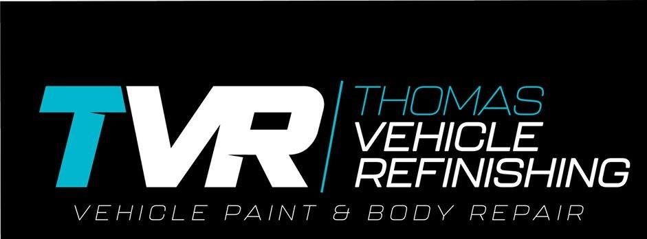 Thomas's Vehicle Refinishing Logo