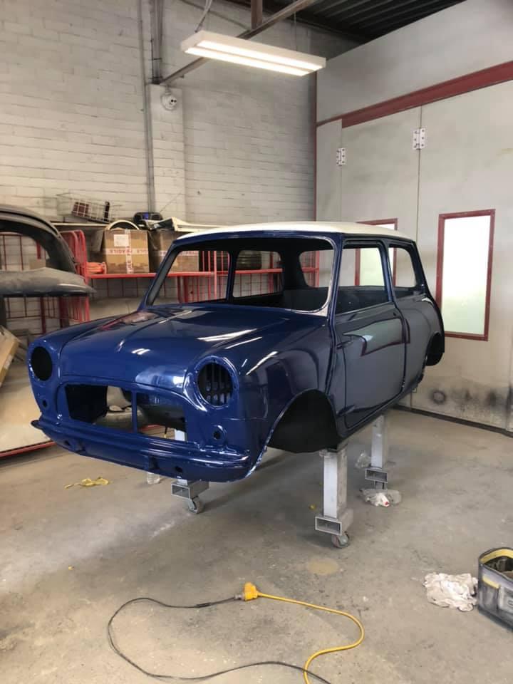 Thomas's Vehicle Refinishing Photos