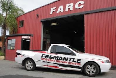 Fremantle Accident Repair Centre  Photos