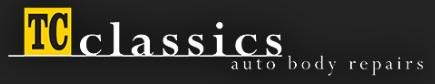 TC Classics Auto Body Repairs  Logo