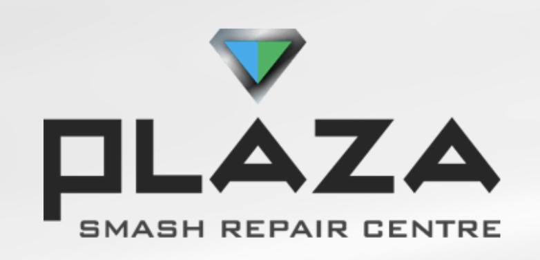 Plaza Smash Repairs Logo