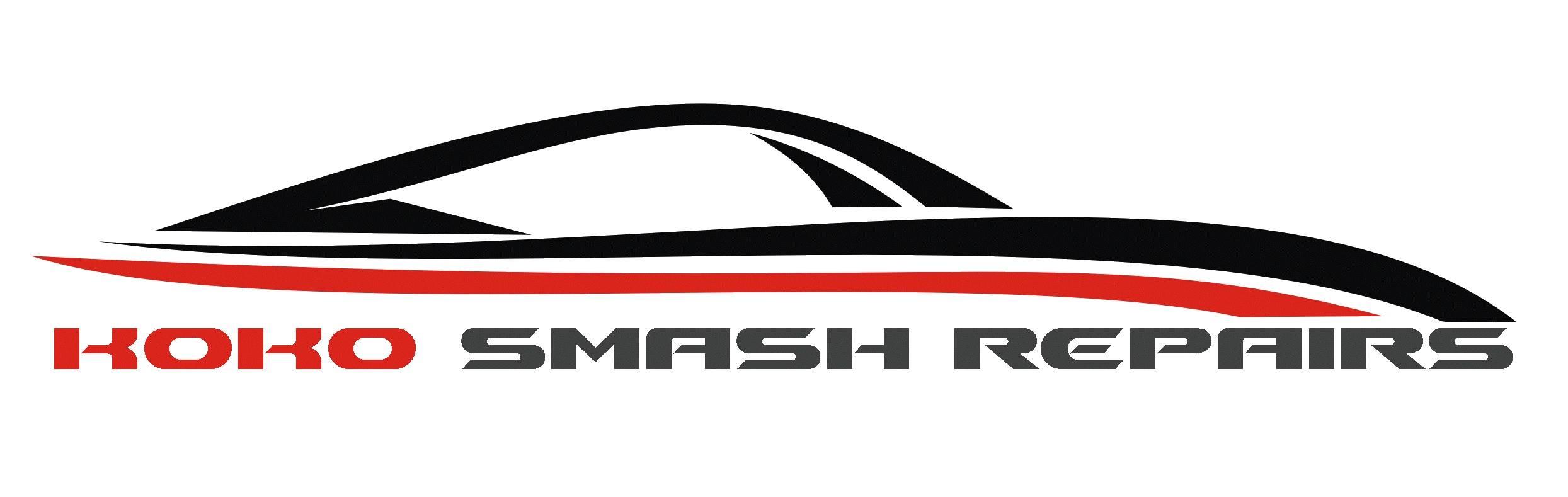 Koko Smash Repairs  Logo
