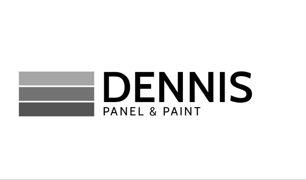 Dennis Panel & Paint Logo