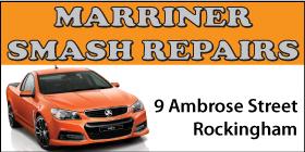 Marriner Smash Repairs Logo