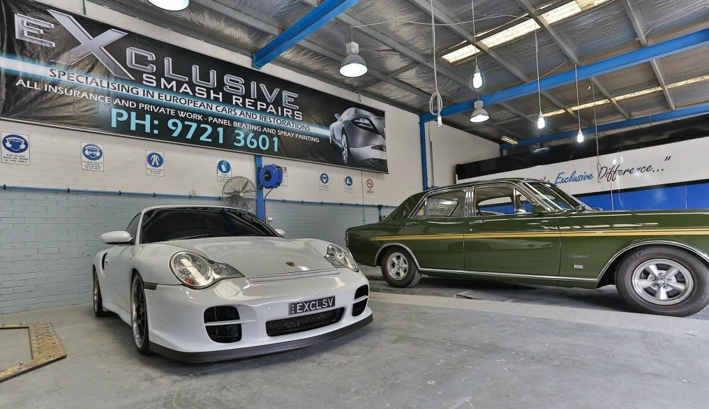 Exclusive Mechanical and Smash Repairs Photos