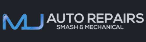 MJ Auto Repairs Logo