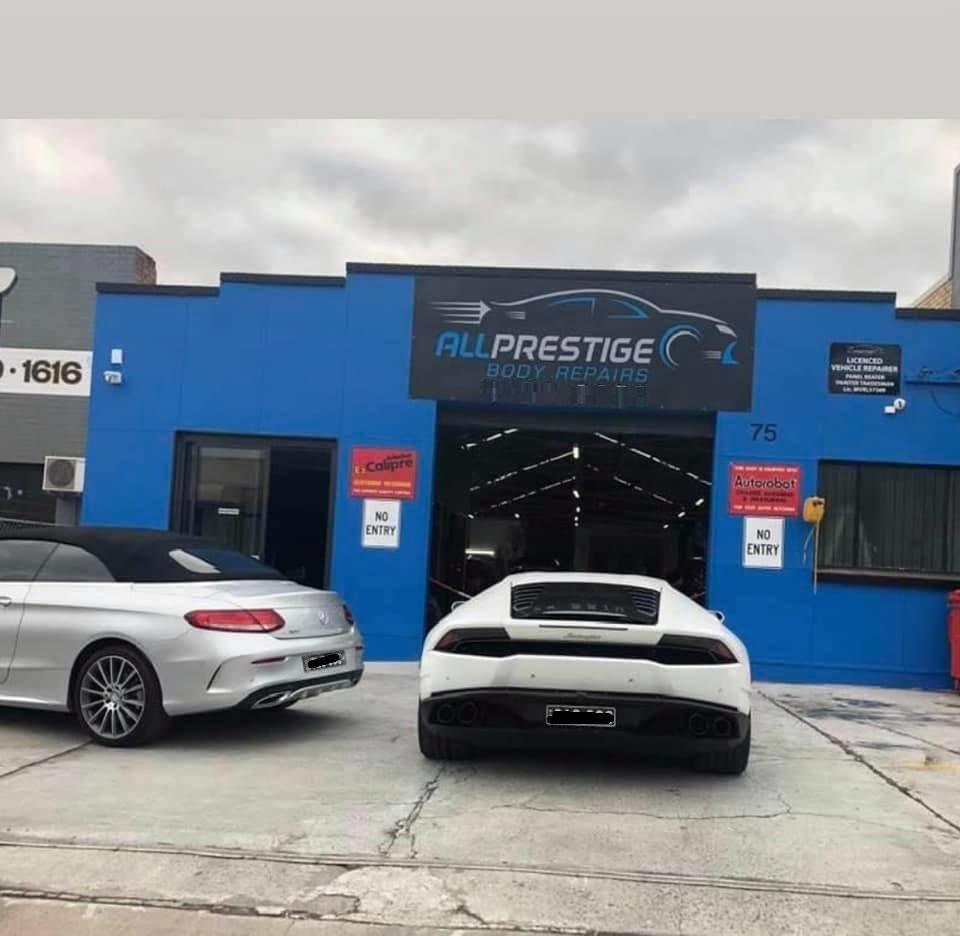 All Prestige Body Repairs Photos