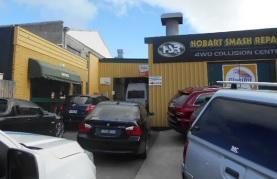 Hobart Smash Repairs Photos