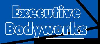 Executive Bodyworks and Repairs Logo