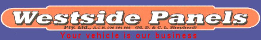 Westside Panels & Towing Logo