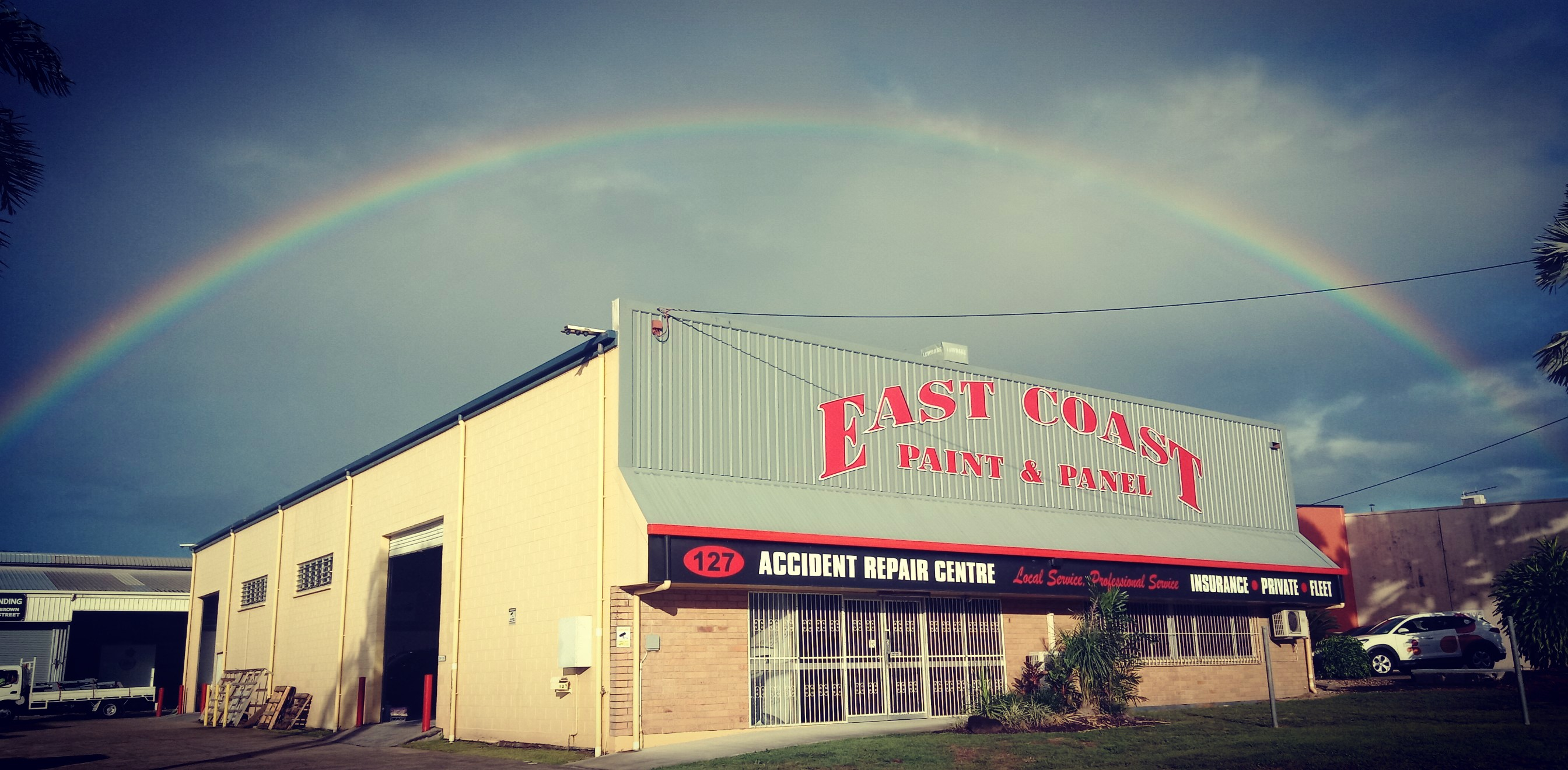 East Coast Paint & Panel Photos