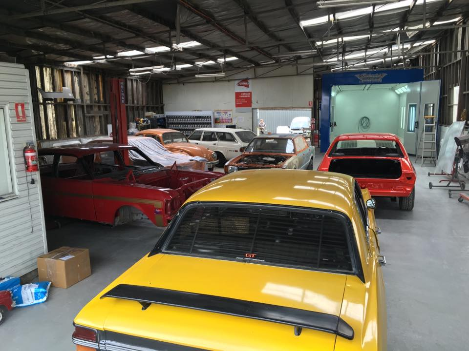 Deloraine Classic Car Restorations Photos