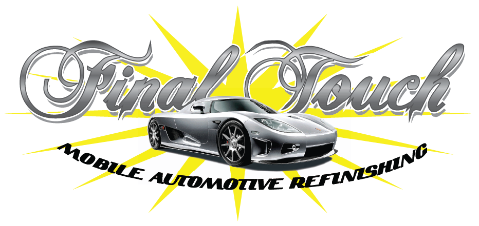 Final Touch Automotive Logo