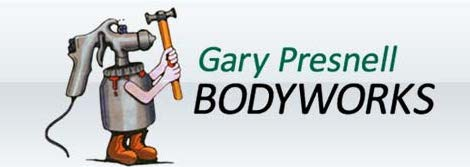 Gary Presnell Bodyworks Logo