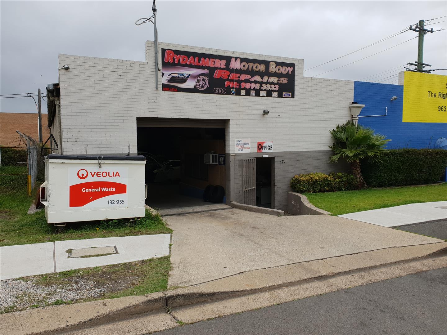 Rydalmere Motor Body Repairs Photos