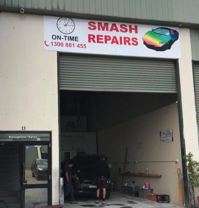 Liverpool Smash Repairs Photos