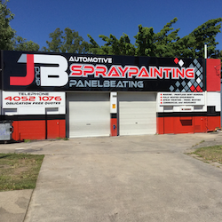 J&B Automotive Spray Painting