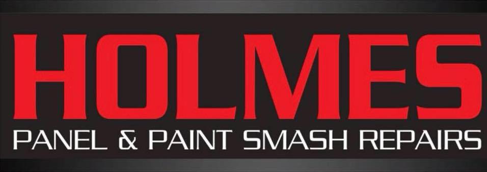 Holmes Panel & Paint Smash Repairs Logo