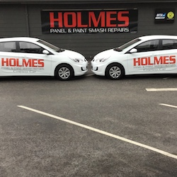 Holmes Panel & Paint Smash Repairs