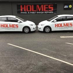 Holmes Panel & Paint Smash Repairs